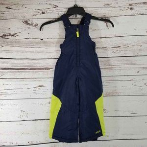 BABY SNOW SUIT BIBS PACIFIC TRAIL 18 MONTHS